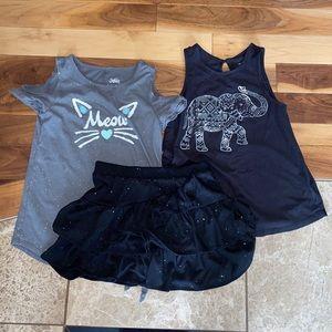 Girls Justice bundle sizes 7&8